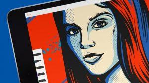 Adobe Illustrator Draw Drawing App