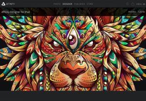 Affinity Designer Drawing App