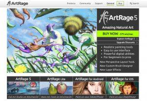 ArtRage Drawing App