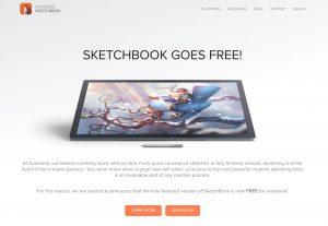 Autodesk SketchBook Drawing App