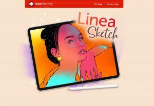 Linea Sketch Drawing App