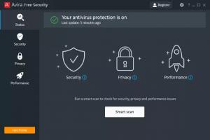 Lightweight Antivirus