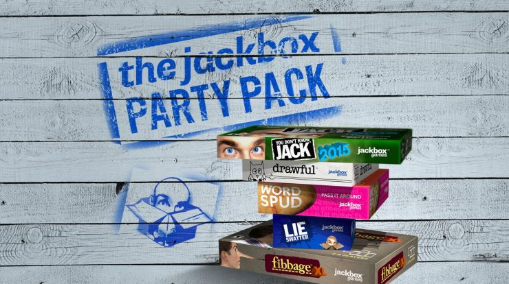 Jackbox Party Games