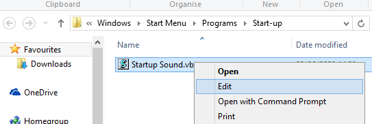 Windows 10 Startup Sound