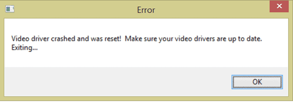 Error Code 2048