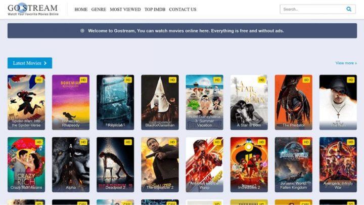 Movie Streaming Sites