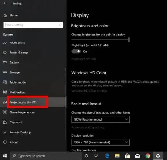 Samsung Galaxy to Windows 10 PC