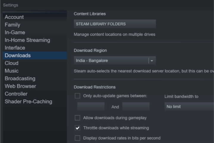 Steam Not Detecting Installed Games
