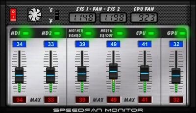 Fan Speed Controller Software