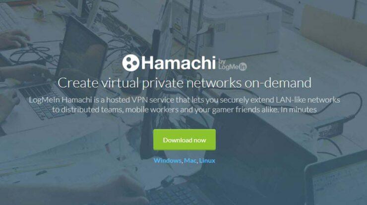 Hamachi Service