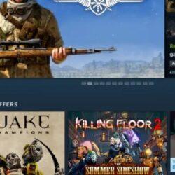 Offline in Steam