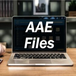 AAE File Extension