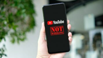 YouTube Not Working On Android