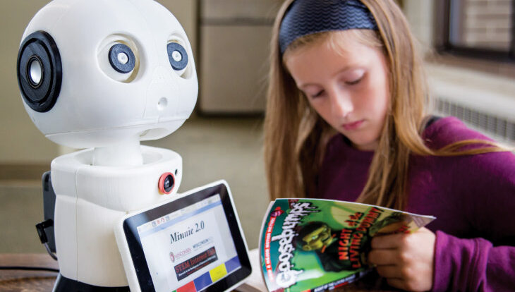Advantages of Robots in Education