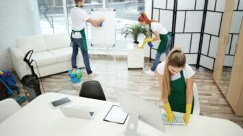 4 Tips for Keeping Up the Home Office
