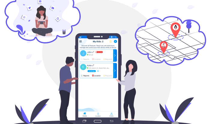 How to Track the Real-Time Location of your Kids?