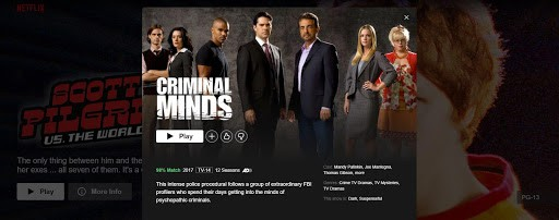 Is Criminal Minds Available on Netflix Worldwide