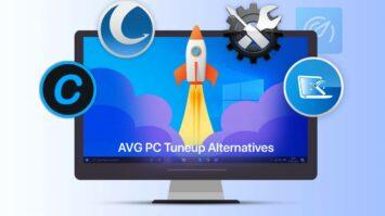 AVG PC Tuneup Alternatives