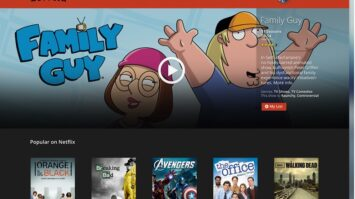 Watch Family Guy on Netflix