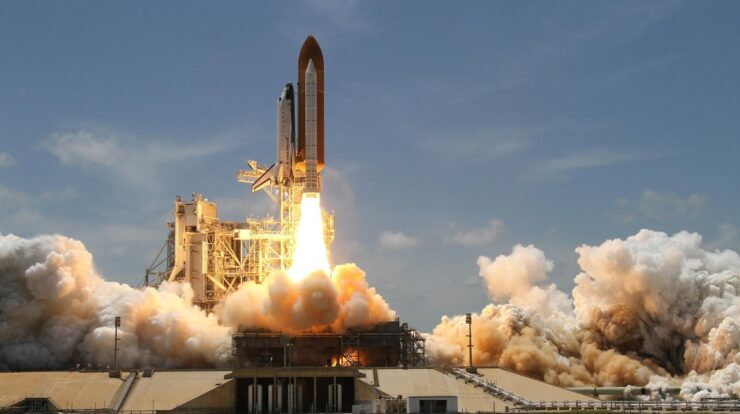 What Kind of Fuel Do Rockets Use and How Does It Give Them Enough Power to Get into Space?