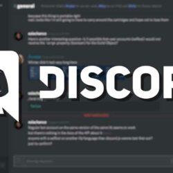 Discord Fatal Javascript Error