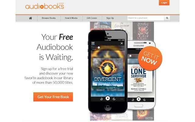 Audiobook Apps