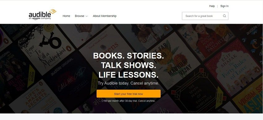 Get Audible Student Discount