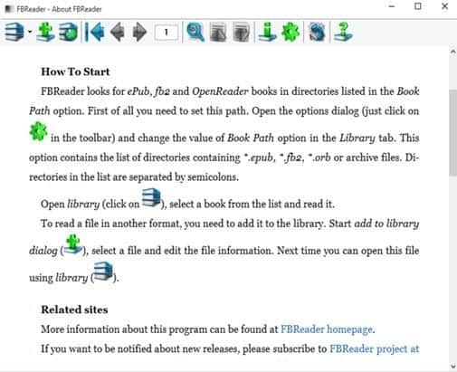 PDF and Ebook Reader Apps