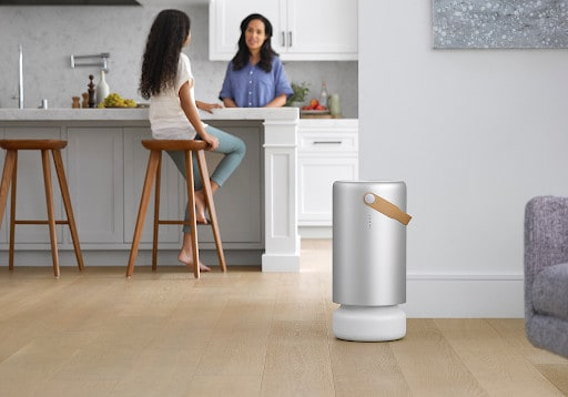 Breathe Deeply: Alexa Air Quality Index and Molekule Review